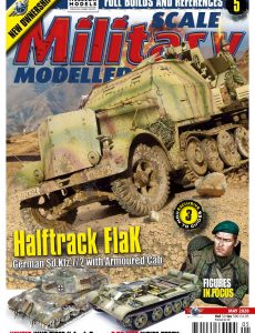 Scale Military Modeller International – Issue 590 – May 2020