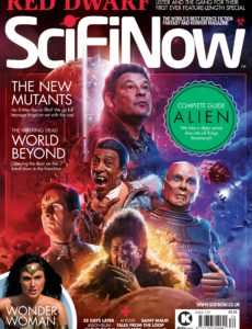SciFiNow – Issue 170, April 2020