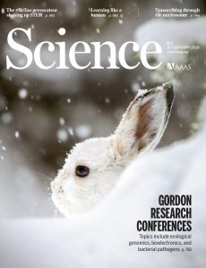 Science – 15 February 2019