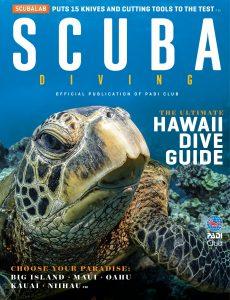Scuba Diving – April 2020