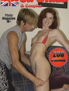 Sex Amateurs UK Adult Photo Magazine – April 2020
