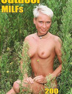 Sexy Outdoor MILFs Adult Photo Magazine – April 2020