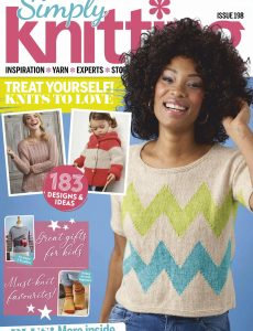 Simply Knitting – June 2020