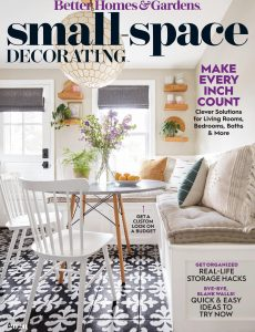 Small Space Decorating – March 2020