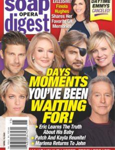 Soap Opera Digest – April 13, 2020