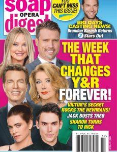 Soap Opera Digest – April 27, 2020