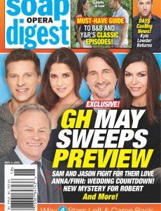 Soap Opera Digest – May 04, 2020