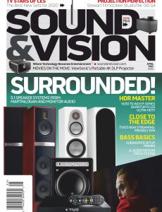 Sound & Vision – April-May 2020