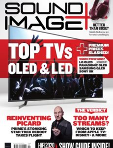 Sound and Image Australia -March-April 2020