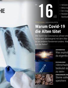 Spektrum Die Woche – 17  April 2020