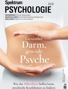 Spektrum Psychologie – April 2020