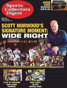 Sports Collectors Digest – April 24, 2020