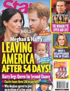 Star Magazine USA – May 04, 2020