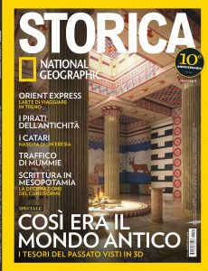 Storica National Geographic N 121 – Marzo 2019