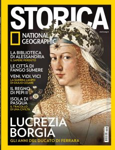 Storica National Geographic N 125 – Luglio 2019