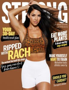 Strong Fitness Magazine Australia – April-May 2020