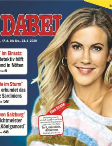 TV Dabei – 15  April 2020
