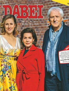 TV Dabei – 22  April 2020