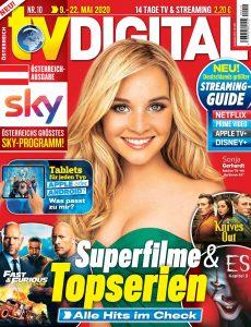 TV Digital Österreich – 30  April 2020