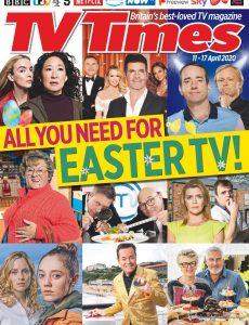 TV Times – 11 April 2020