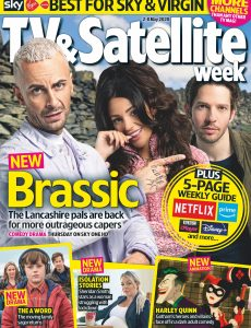 TV & Satellite Week – 02 May 2020