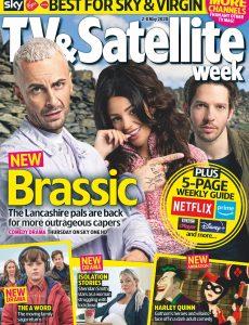 TV & Satellite Week – 02 May 2020