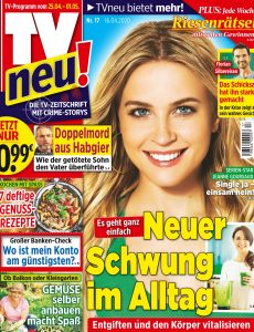 TV neu – 16 April 2020
