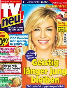 TV neu – 23 April 2020