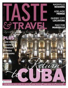 Taste and Travel International – Spring 2020