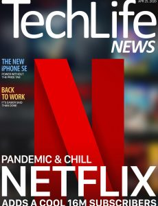 Techlife News – April 25, 2020