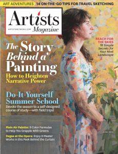 The Artist's Magazine – June 2020