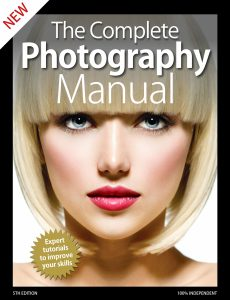 The Complete Photography Manual – 5th Edition 2020