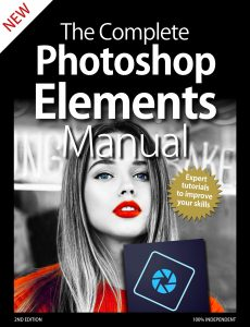 The Complete Photoshop Elements Manual – 2nd Edition, 2020