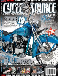 The Cycle Source Magazine – March 2020