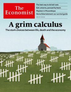 The Economist Continental Europe Edition – April 04, 2020