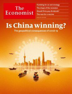 The Economist Continental Europe Edition – April 18, 2020