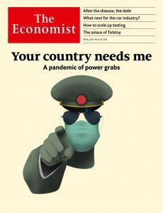 The Economist Continental Europe Edition – April 25, 2020