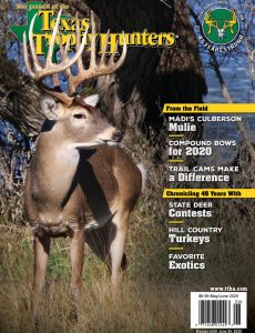 The Journal of the Texas Trophy Hunters – May-June 2020