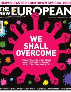 The New European – April 02, 2020