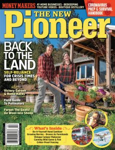 The New Pioneer – Summer 2020