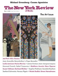 The New York Review of Books – May 14, 2020