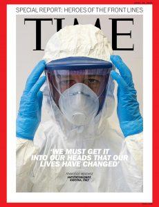 Time International Edition – April 20, 2020