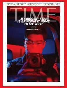Time USA – April 20, 2020