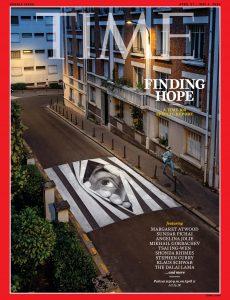 Time USA – April 27, 2020