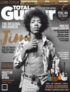 Total Guitar – May 2020