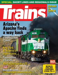 Trains – June 2020