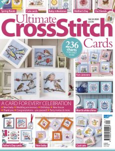 Ultimate Cross Stitch Cards – March 2020