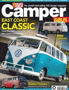 VW Camper & Bus – May-June 2020