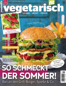Vegetarisch Fit – April-Mai 2020