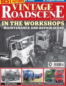 Vintage Roadscene – Issue 246 – May 2020